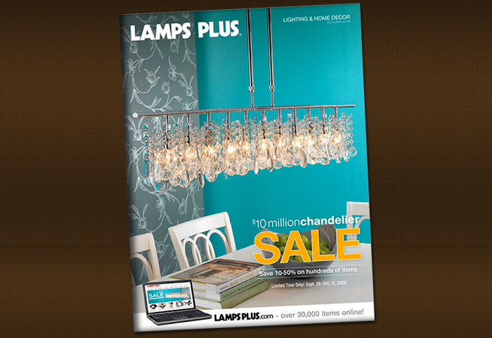 Lamps Plus Catalog Covers