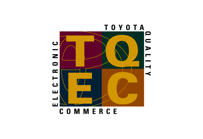 Toyota Quality Control Branding