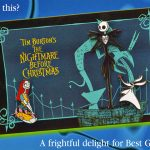 "Disney Best Guest ""Nightmare Before Christmas"" Mailer"