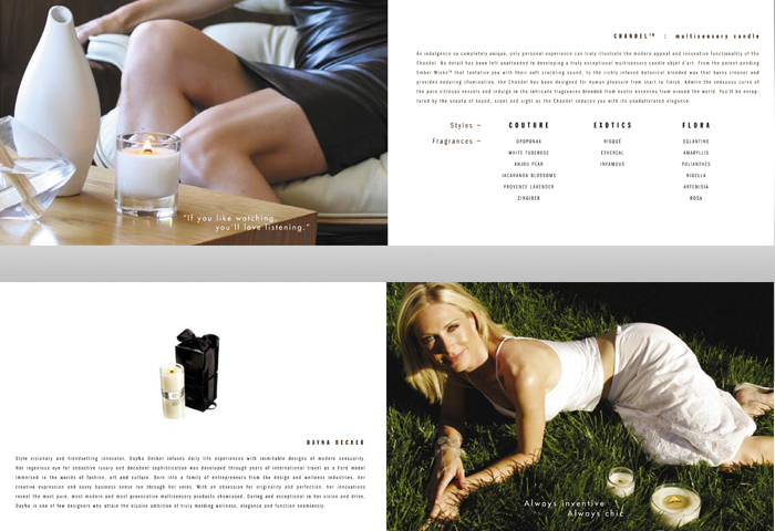 Dayna Decker Catalog- pages 3-6