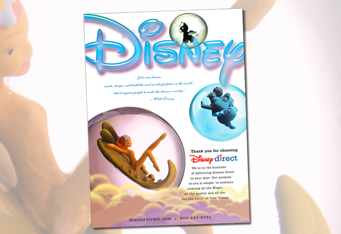 The Disney Catalog Cover