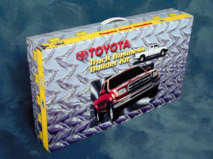 ToyotaTruck Builder Front Sales Kit