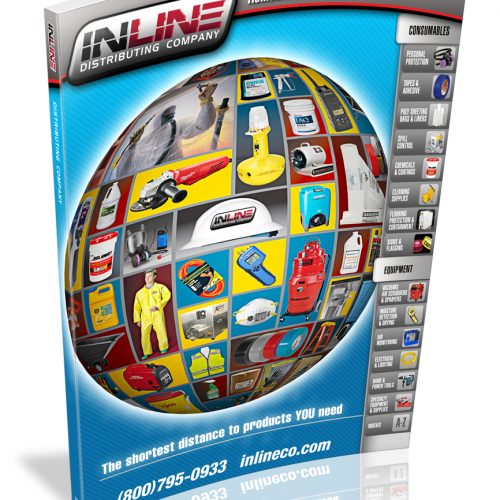 Inline 2013 3D Catalog Cover