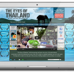 The Eyes of Thailand Movie Inside page