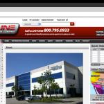 Inline Distributing Company Homepage
