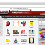 Inline Distributing CompanyCategory page
