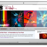 The Art of Bob Peak Homepage