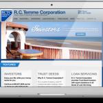 RCTemme.com Website