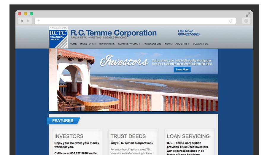 R.C. Temme Corporation