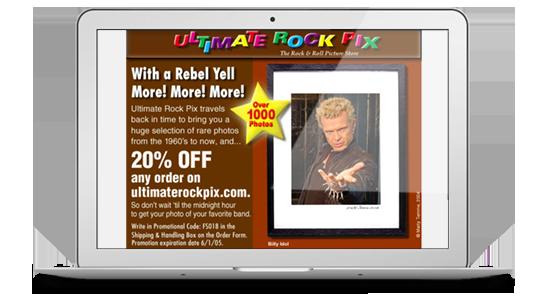UltimateRockPix.com Email