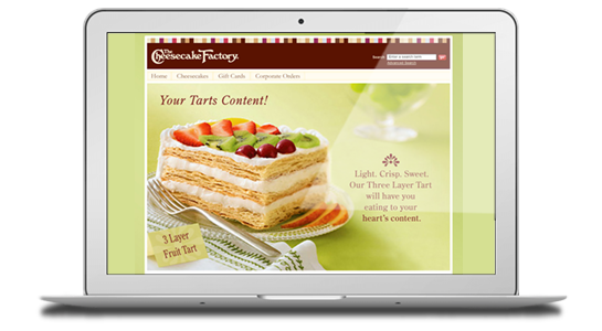 Cheesecake Factory Email