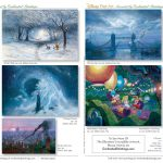 Enchanted Paintings Disney Artists Catalog - pg16-17