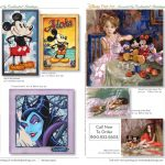 Enchanted Paintings Disney Artists Catalog -pg28-29