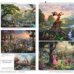 Enchanted Paintings Disney Artists Catalog -pg30-31