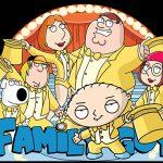 Family Guy Signage