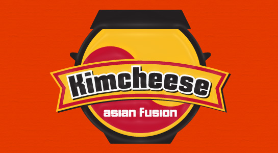 Kim Cheese Asian Fusion Restaurant Logo