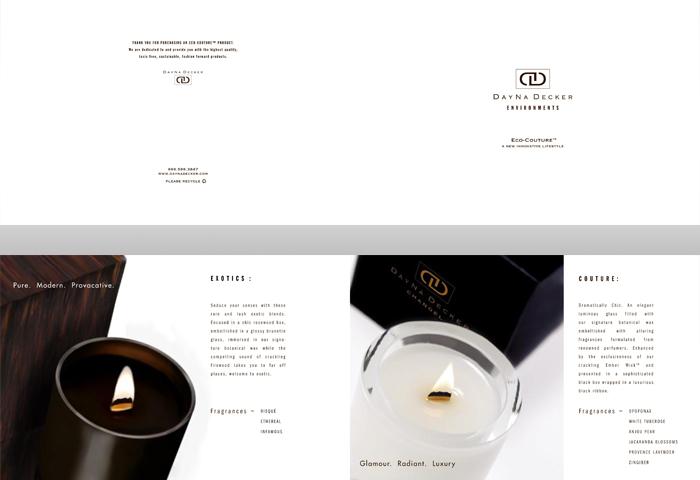 Dayna Decker Lumetique Catalog