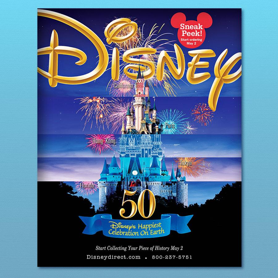 Disneyland Mini Catalog