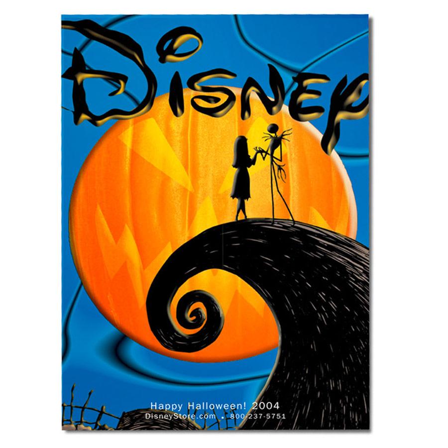 Disney Catalog Night Before Christmas Catalog Cover