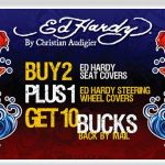 Ed Hardy Feature Signage
