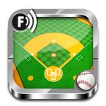 Fan Stanz App Icon Baseball