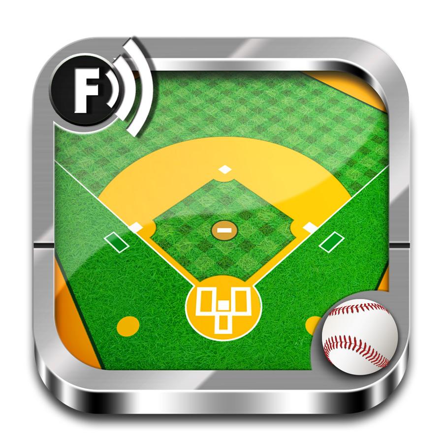 Fan Stanz App Icon Baseball
