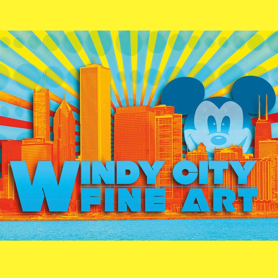 Windy City Fine Art Logo
