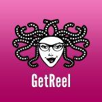 Get Reel Logo