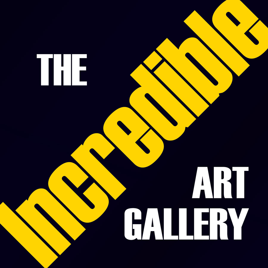The Incredible Art Gallery StoreFront Blade Design by Seen Designs