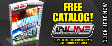 Inline Distributing Company Web Banners