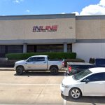 Inline Dallas Front Sign