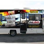 Inline Motor Home Wrap