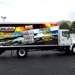 Inline New Jersey Truck Wrap