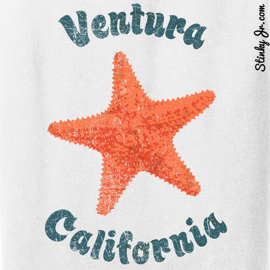 Starfish Ventura California T-shirt