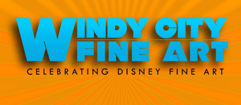 Windy City Fine Art – Logo, Print and Web Banner